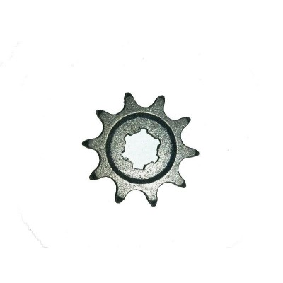 Звездочка  10 зубов, малая (под цепь Иж) мотоцикла Муравей