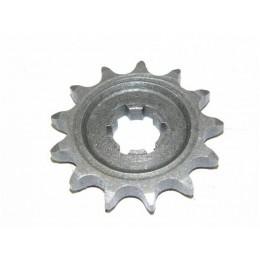 Звездочка  малая 13 зубьев (под цепь ИЖ) мотоцикла Муравей