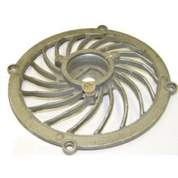 Крышка вентилятора  (алюминиевая) мотоцикла Муравей