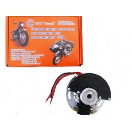 Электронное зажигание мотоцикла Урaл без катушки (СОВЕК) (135) мотоцикла Урал