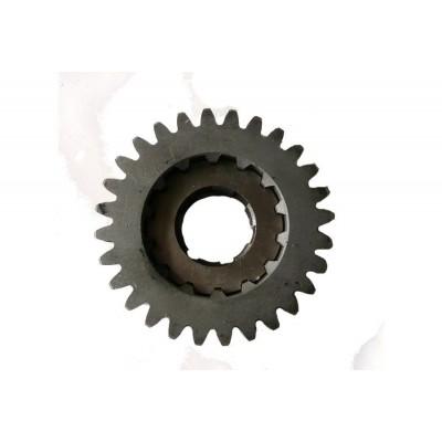 Муфта  зубчатая вторичного вала 1-2 пер. (ИМЗ-8.103-04221) мотоцикла Урал