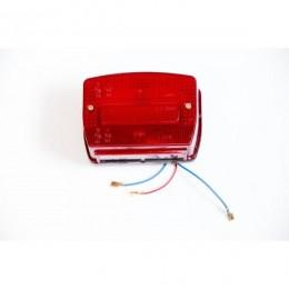 Стоп сигнал мотоцикла ИЖ в сборе (с лампами)