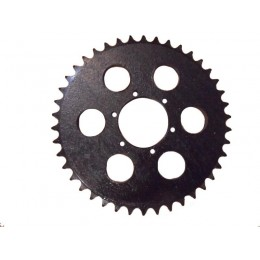 Звезда задняя мотоцикла ИЖ голая ИжП2 сб. 4-45 (Завод)