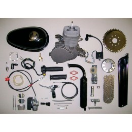 Веломотор f80 полный комплект